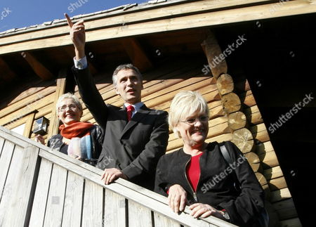 Editorial photo of Norway Government - Oct 2009