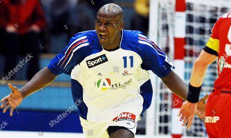 Editorial photo of Norway Handball European Championship - Jan 2008