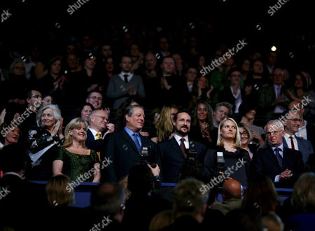 Editorial picture of Norway Nobel Peace Prize Concert - Dec 2007