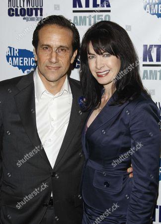 Richard Greene and Michelle DeAngelis