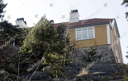An Image of Norwegian Royal Family Vacation Home at Bloksberg on an Island Near the City of Fredrikstad South of Oslo Norway's Princess Maertha Louise Gave Birth to Her Second Child at the Vacation Home Early Friday 08 April 2005 the Baby - a Girl - was Named Leah Isadora Behn Norway Bloksberg