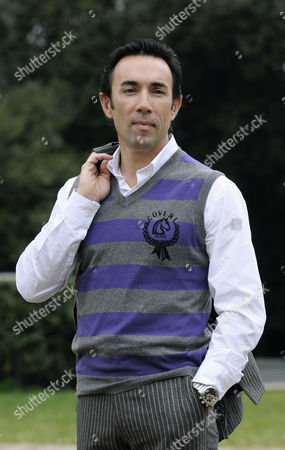 Francesco Quinn at a photocall for the film 'Four Single Fathers'