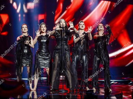 Editorial picture of Sweden Eurovision Song Contest 2016 - May 2016