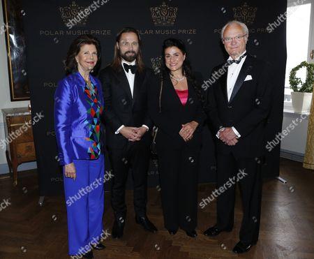 Editorial photo of Sweden Polar Music Prize 2016 - Jun 2016