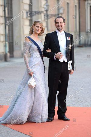 Editorial image of Sweden Royalty - Jun 2015