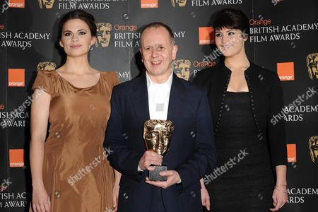 Gemma Arterton and Hayley Atwell join BAFTA Chairman David Parfitt