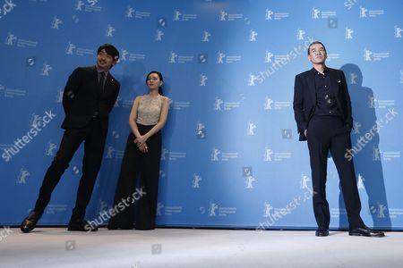 YAO Yi Ti, Sho AOYAGI and Sabu