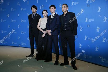 YAO Yi Ti, CHANG Chen, Sho AOYAGI and Sabu