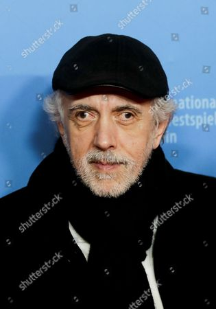 Spanish director Fernando Trueba arrives for the premiere of 'La Reina de Espana' (The Queen of Spain) during the 67th annual Berlin Film Festival, in Berlin, Germany, 13 February 2017. The movie is presented in the Berlinale Special at the Berlinale that runs from 09 to 19 February.