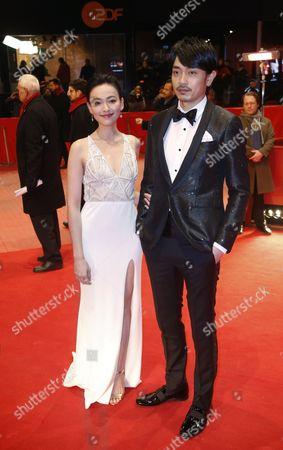YAO Yi Ti and Sho Aoyagi