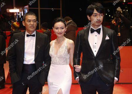 Sabu, Yao Yi Ti and Sho Aoyagi