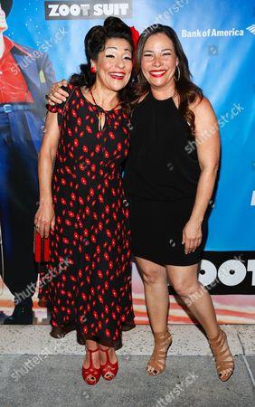 Linda Lopez and Marabina Jaimes