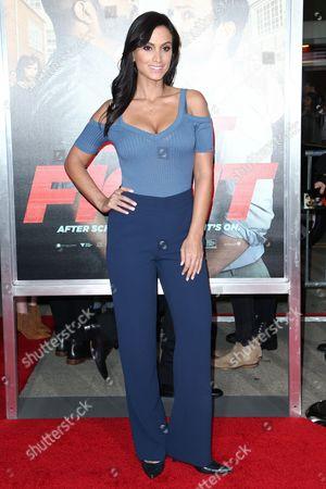 Editorial photo of 'Fist Fight' film premiere, Arrivals, Los Angeles, USA - 13 Feb 2017