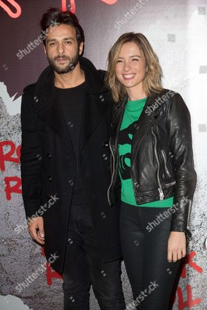 Editorial picture of 'Rock'n Roll' film premiere, Cinema Pathe Beaugrenelle, Paris, France - 13 Feb 2017