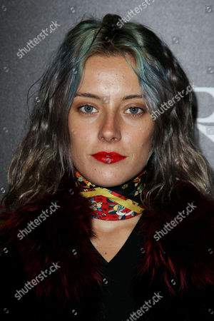 Stock Picture of Chloe Norgaard
