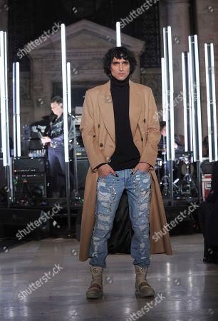 Editorial picture of Fashion Philipp Plein, New York, USA - 13 Feb 2017