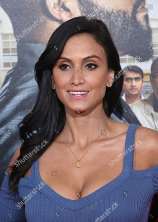 Stock Picture of Crystal Marie Denha