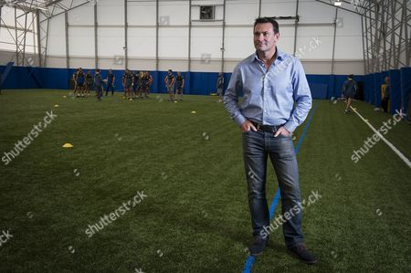 Warrington Wolves Rugby League Roger Draper New Ceo - Interview.