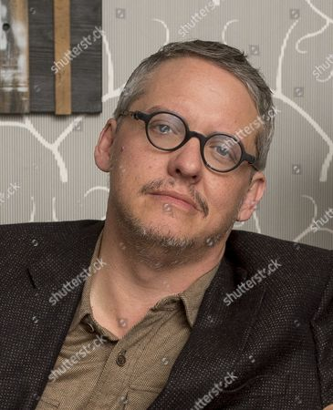 American Film Director Adam Mckay Talking To Baz Bamigboye About His New Film 'the Big Shorts'. 04.11.15.