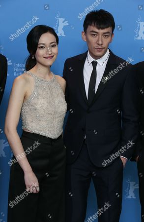 Yeo Yi Ti and actor Chang Chen