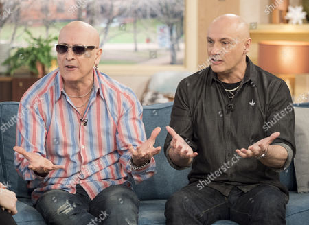 Right Said Fred - Richard Fairbrass and Fred Fairbrass