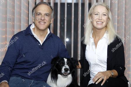Clea Newman and Paco Arango