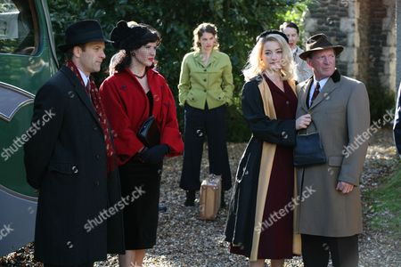 'Marple'  TV - 2008 - Nemesis - Adrian Rawlins, Ronni Ancona, Ruth Wilson, Laura Michelle Kelly, Lee Ingleby, Johnny Briggs.