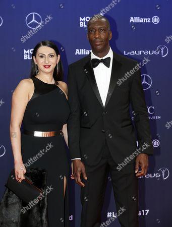 Editorial picture of Laureus Awards 2017, Monaco - 14 Feb 2017
