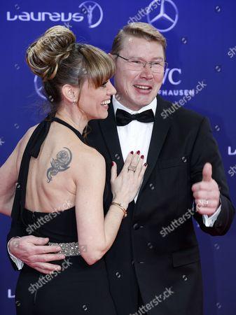 Editorial image of Laureus Awards 2017, Monaco - 14 Feb 2017