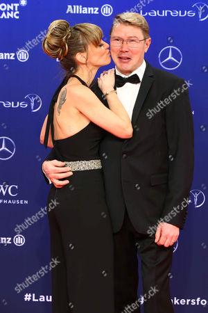 Editorial photo of Laureus World Sports Awards 2017, Monte-Carlo, Monaco - 14 Feb 2017