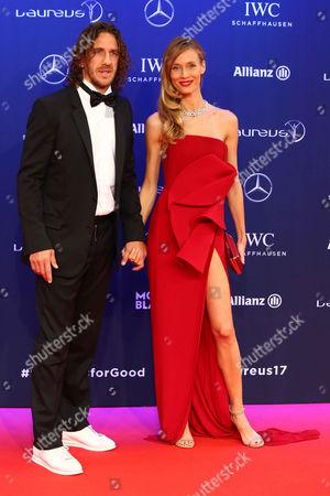 Editorial image of Laureus World Sports Awards 2017, Monte-Carlo, Monaco - 14 Feb 2017