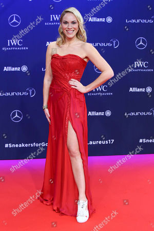 Editorial picture of Laureus World Sports Awards 2017, Monte-Carlo, Monaco - 14 Feb 2017