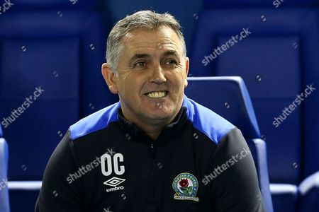Blackburn Rovers manager Owen Coyle