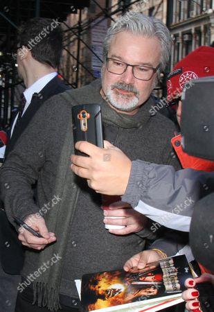 Stock Picture of Gore Verbinski