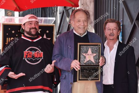 Kevin Smith, George Segal and David Spade