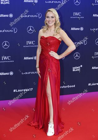 Editorial image of 2017 Laureus World Sports Awards, Monaco - 14 Feb 2017