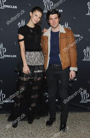 Michaela Vybohova and Alexandre Assouline