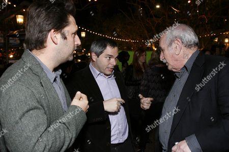 Stock Picture of Jeffrey Clifford, Adam Goodman & Tom Pollock