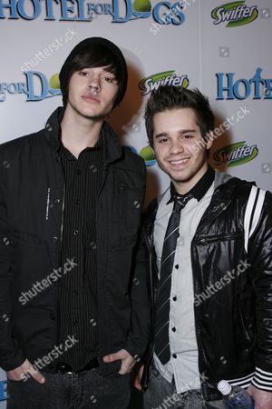 Editorial picture of 'Hotel For Dogs' Film Premiere, Los Angeles, America - 15 Jan 2009