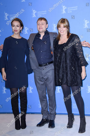 Editorial photo of 'Berlin Syndrome' photocall. Berlinale International Film Festival, Berlin, Germany - 14 Feb 2017