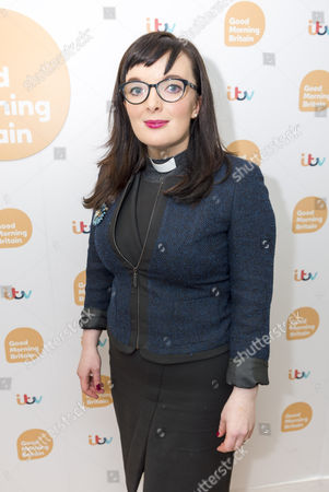 Editorial photo of 'Good Morning Britain' TV show, London, UK - 15 Feb 2017