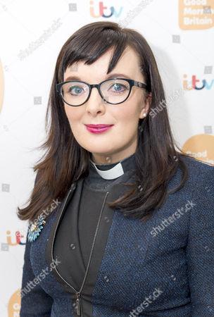 Editorial photo of 'Good Morning Britain' TV show, London, UK - 15 Feb 2017