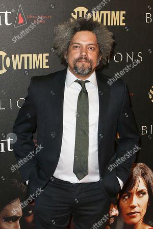 Editorial photo of 'Billions' TV Series Season 2 premiere, New York, USA - 13 Feb 2017