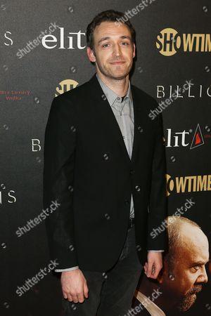 Editorial picture of 'Billions' TV Series Season 2 premiere, New York, USA - 13 Feb 2017