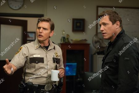 Barry Pepper, Holt McCallany