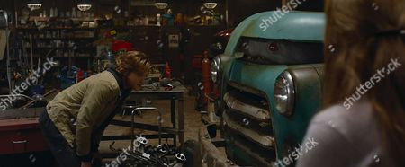 """Editorial picture of """"Monster Trucks"""" Film - 2016"""
