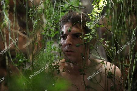 Stock Image of Damien Bonnard