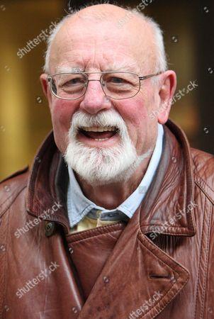 Stock Photo of Roger Whittaker leaving Radio 2