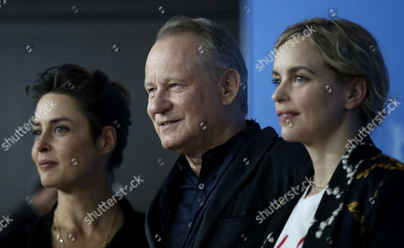 Stellan Skarsgard and Nina Hoss, Susanne Wolff