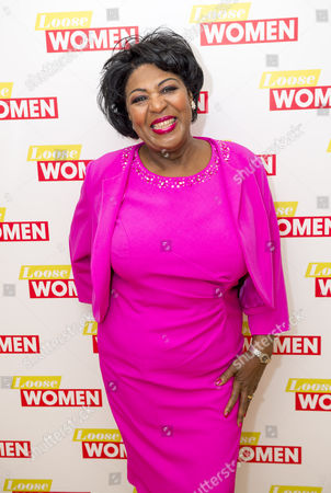 Editorial picture of 'Loose Women' TV show, London, UK - 15 Feb 2017